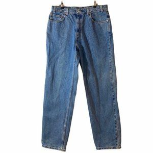 VTG Levi's 550 Relaxed Fit 36x31 90s Y2K Red Tab